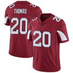 Men's Duke Thomas Arizona Cardinals Men's Limited Cardinal Team Color Vapor Untouchable Nike Jersey