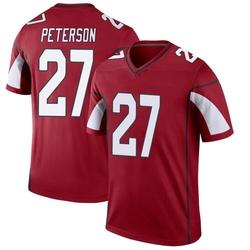 Men's Kevin Peterson Arizona Cardinals Men's Legend Cardinal Nike Jersey