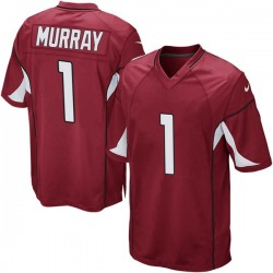 Men's Kyler Murray Arizona Cardinals Men's Game Cardinal Team Color Nike Jersey