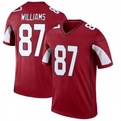 Men's Maxx Williams Arizona Cardinals Men's Legend Cardinal Nike Jersey
