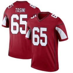 Men's Pasoni Tasini Arizona Cardinals Men's Legend Cardinal Nike Jersey