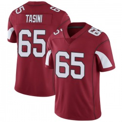 Men's Pasoni Tasini Arizona Cardinals Men's Limited Cardinal Team Color Vapor Untouchable Nike Jersey