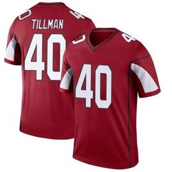 Men's Pat Tillman Arizona Cardinals Men's Legend Cardinal Jersey