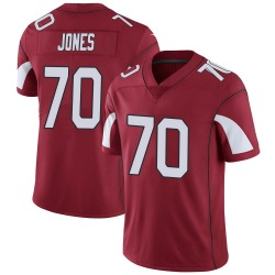 Men's Sam Jones Arizona Cardinals Men's Limited Cardinal Team Color Vapor Untouchable Nike Jersey