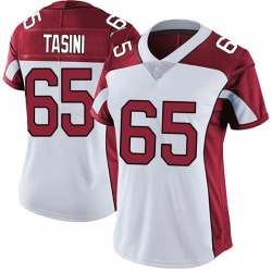 Pasoni Tasini Arizona Cardinals Women's Limited Vapor Untouchable Nike Jersey - White