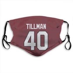 Pat Tillman Arizona Cardinals Reusable & Washable Face Mask