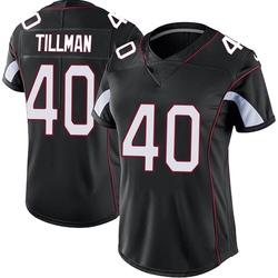Pat Tillman Arizona Cardinals Women's Limited Vapor Untouchable Nike Jersey - Black