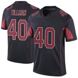 Pat Tillman Arizona Cardinals Youth Limited Color Rush Vapor Untouchable Nike Jersey - Black