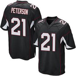 Patrick Peterson Arizona Cardinals Men's Game Alternate Nike Jersey - Black