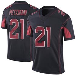 Patrick Peterson Arizona Cardinals Men's Limited Color Rush Vapor Untouchable Nike Jersey - Black