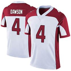 Phil Dawson Arizona Cardinals Men's Limited Vapor Untouchable Nike Jersey - White