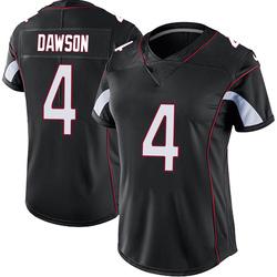 Phil Dawson Arizona Cardinals Women's Limited Vapor Untouchable Nike Jersey - Black