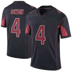Phil Dawson Arizona Cardinals Youth Limited Color Rush Vapor Untouchable Nike Jersey - Black