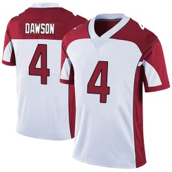 Phil Dawson Arizona Cardinals Youth Limited Vapor Untouchable Nike Jersey - White