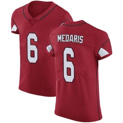 Rashad Medaris Arizona Cardinals Men's Elite Team Color Vapor Untouchable Nike Jersey - Red