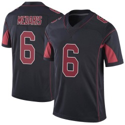 Rashad Medaris Arizona Cardinals Men's Limited Color Rush Vapor Untouchable Nike Jersey - Black