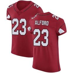 Robert Alford Arizona Cardinals Men's Elite Team Color Vapor Untouchable Nike Jersey - Red