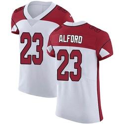 Robert Alford Arizona Cardinals Men's Elite Vapor Untouchable Nike Jersey - White