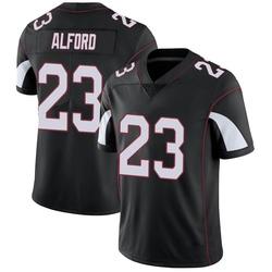 Robert Alford Arizona Cardinals Men's Limited Vapor Untouchable Nike Jersey - Black