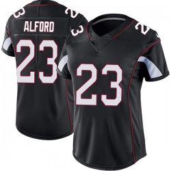 Robert Alford Arizona Cardinals Women's Limited Vapor Untouchable Nike Jersey - Black