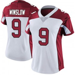 Ryan Winslow Arizona Cardinals Women's Limited Vapor Untouchable Nike Jersey - White