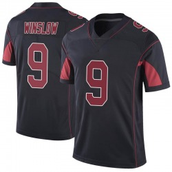 Ryan Winslow Arizona Cardinals Youth Limited Color Rush Vapor Untouchable Nike Jersey - Black
