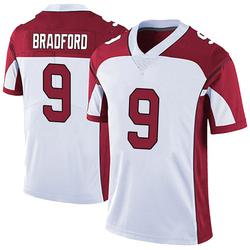 Sam Bradford Arizona Cardinals Youth Limited Vapor Untouchable Nike Jersey - White