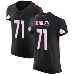 Sterling Bailey Arizona Cardinals Men's Elite Alternate Vapor Untouchable Nike Jersey - Black
