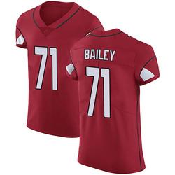 Sterling Bailey Arizona Cardinals Men's Elite Team Color Vapor Untouchable Nike Jersey - Red