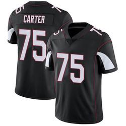 T.J. Carter Arizona Cardinals Men's Limited Vapor Untouchable Nike Jersey - Black