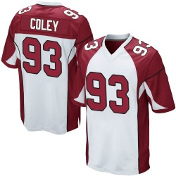Trevon Coley Arizona Cardinals Youth Game Nike Jersey - White
