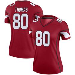 Women's Jordan Thomas Arizona Cardinals Women's Legend Cardinal Nike Jersey