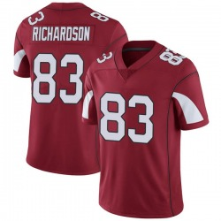 Youth A.J. Richardson Arizona Cardinals Youth Limited Cardinal Team Color Vapor Untouchable Nike Jersey