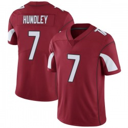 Youth Brett Hundley Arizona Cardinals Youth Limited Cardinal Team Color Vapor Untouchable Nike Jersey