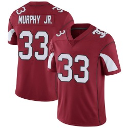 Youth Byron Murphy Arizona Cardinals Youth Limited Cardinal Team Color Vapor Untouchable Nike Jersey