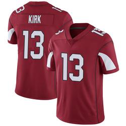 Youth Christian Kirk Arizona Cardinals Limited Cardinal Team Color Vapor Untouchable Nike Jersey