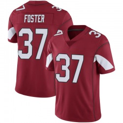 Youth D.J. Foster Arizona Cardinals Youth Limited Cardinal 100th Vapor Nike Jersey