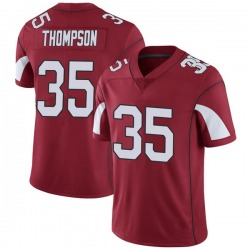 Youth Deionte Thompson Arizona Cardinals Youth Limited Cardinal Team Color Vapor Untouchable Nike Jersey