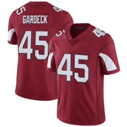 Youth Dennis Gardeck Arizona Cardinals Youth Limited Cardinal Team Color Vapor Untouchable Nike Jersey