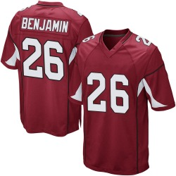Youth Eno Benjamin Arizona Cardinals Youth Game Cardinal Team Color Nike Jersey
