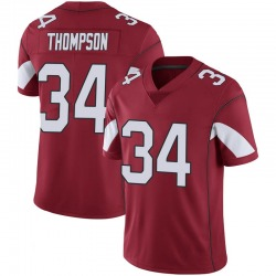 Youth Jalen Thompson Arizona Cardinals Youth Limited Cardinal 100th Vapor Nike Jersey