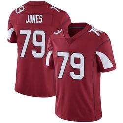 Youth Josh Jones Arizona Cardinals Youth Limited Cardinal Team Color Vapor Untouchable Nike Jersey