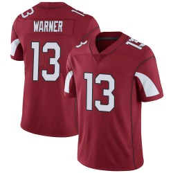 Youth Kurt Warner Arizona Cardinals Youth Limited Cardinal Team Color Vapor Untouchable Nike Jersey