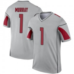 Youth Kyler Murray Arizona Cardinals Youth Legend Inverted Silver Nike Jersey