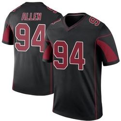 Zach Allen Arizona Cardinals Youth Color Rush Legend Nike Jersey - Black