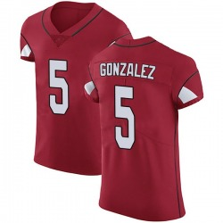 Zane Gonzalez Arizona Cardinals Men's Elite Team Color Vapor Untouchable Nike Jersey - Red